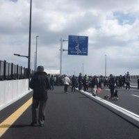 0325(土)高架橋「渡り初め」ふうせん