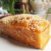 5月のフランス菓子研究所♪チーズのパウンドケーキ