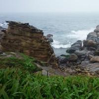 (4)台湾旅行:金瓜石、南雅、桃源谷、礁渓
