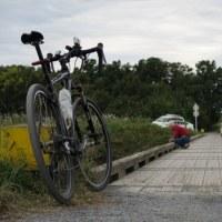 入間川、越辺川の下流サイクリング。