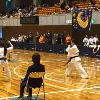 防具空手道選手権大会