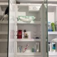 1月の片付け 洗面所、玄関