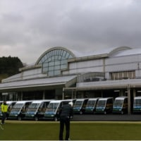 COCOPA RESORT CLUB 白山ヴィレッジゴルフコースへ行ってきました。