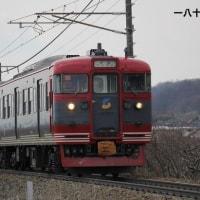 3/23 三才-豊野間撮影(飯山線リバイバルカラー撮影)