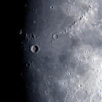 コペルニクスとアペニン山脈