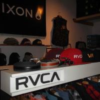 RVCA新商品 大量入荷!                    ルカ ルーカ サーフィン スケート 格闘技 アパレル