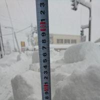 「豪雪!」