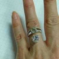 輝いて~ダイヤモンドリング