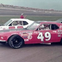 NASCAR用デカール複製