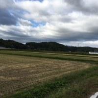 稲刈りシーズンも終了です。