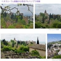 アンダルシアの庭園と自然