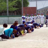☆ 練習試合(vs 小郡少年野球)☆