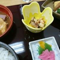 今日の横浜ランチ「治部煮御膳」