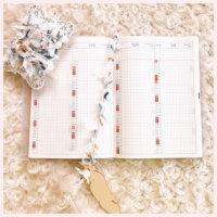 ほぼ日手帳オリジナルの簡単カバーを作ってみた