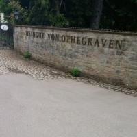 約2年ぶりのWeingut von Othegraven訪問でした。