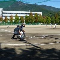 小豆島高校の久しぶりオープン戦