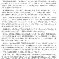 [声明] 首相の9条改憲発言に強く抗議、改憲阻止へ全力をあげましょう