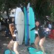 バリ島でサーフィンレッスンしてます。