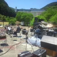 ご来場ありがとうございました。松田川ダムふれあいコンサート。