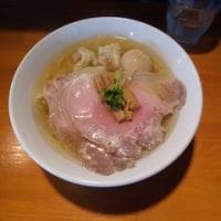 「麺処 清水」インスタ映え
