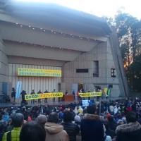 12.10「高江オスプレイ・パッド、辺野古新基地の建設を許さない!」東京集会