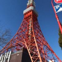 東京タワーは修学旅行生が