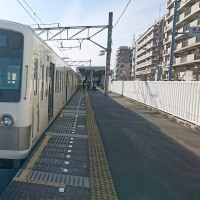 今日の行き止まり 西武多摩川線 是政駅 その3