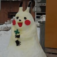 雪だるま【カラー】