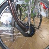 SALE ブリヂストン電動アシスト自転車 フロンティア F6AB27 カラメルブラウン