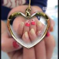 valentain's nail