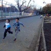 【駒沢公園】1/17 練習
