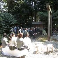 松尾神社慰霊祭開催される