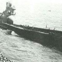 ニュース 社会 旧日本海軍「伊58」?海底に突き刺さった潜水艦発見