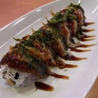 寿司でも御柱祭