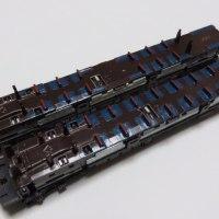 何回目かの旧型国電の色差し KATO#10-1173・1183 飯田線クモハ53008・54100