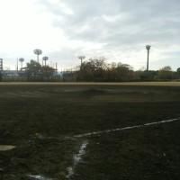 草野球でした。