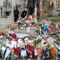 南アフリカ共和国の人種差別を消滅させたマンデラ大統領