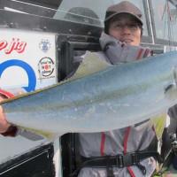 3/19(日):五目釣りバッチリOK!!ブリにハマチにサワラにサゴシにマダイにアコウにウッカリカサゴにメバルにets