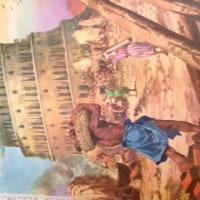 バベルの塔(旧約聖書創世記第11章1節~9節)・2015年7月5日(日)