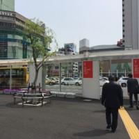 新潟市新バスシステムを視察