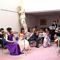 午後のクラシックコンサートVol.9 三井住友銀行 室内合奏団 5月21日