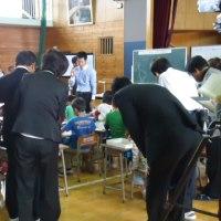 長野市教育課程研究協議会で授業をしました