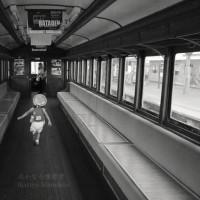 電車わらし