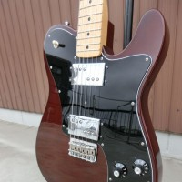 【Fender】Classic Series '72 Telecaster Deluxe Walnut
