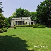 旧渋沢庭園 * 青淵文庫 *