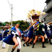 2016  富嶋神社 宵宮。
