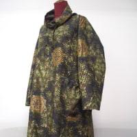 大島紬の着物からアトリエチュニク(オーダー)