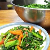 青菜レシピネタ切れ