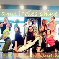 SALSA!!ladies shine ws.