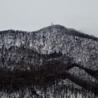 2017.02.23 AM 07:47 藻岩山・平和の塔・手稲山・円山・三角山